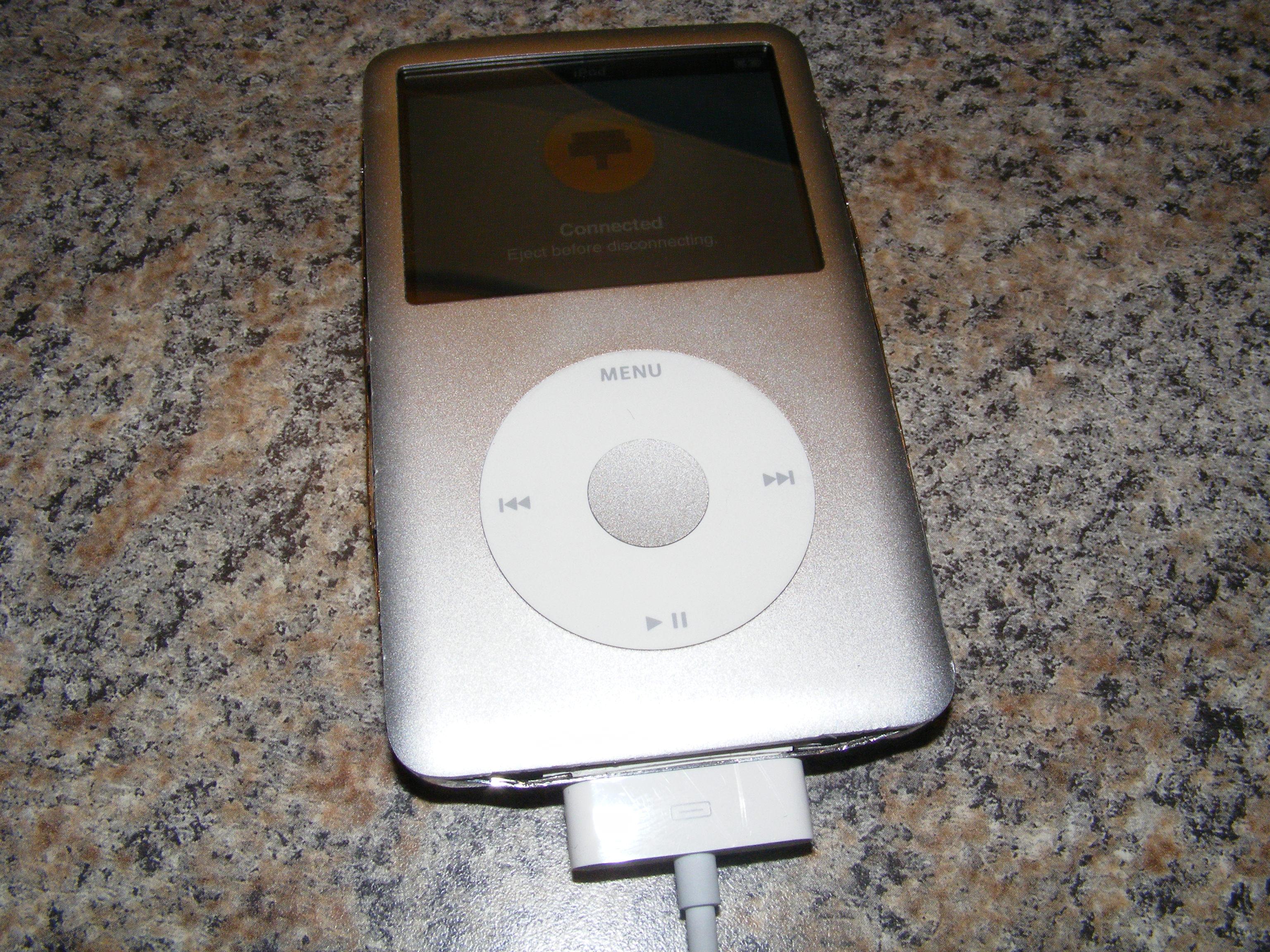 Repair bricked ipod Classic 80 gb