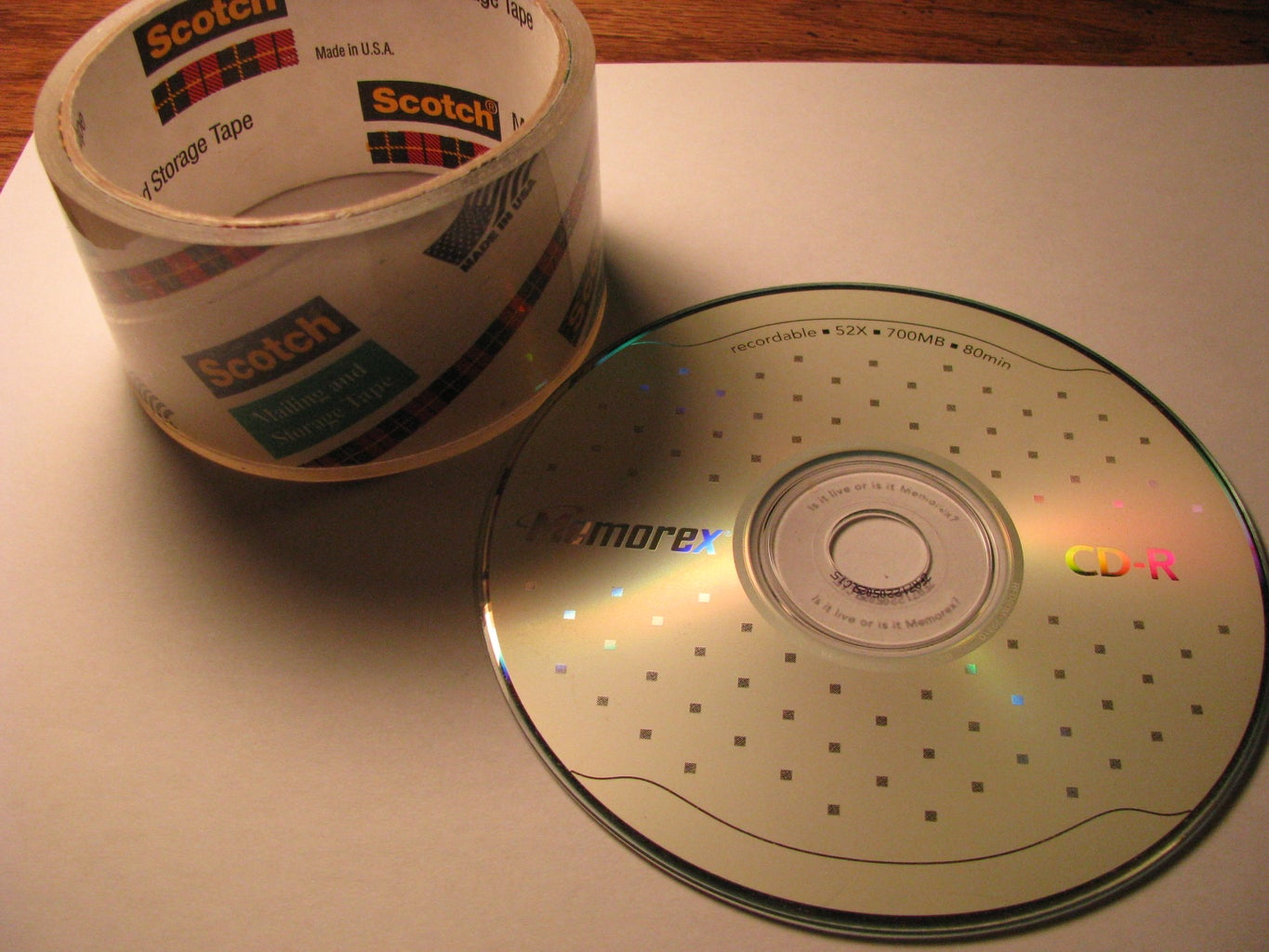 Find an Old CD