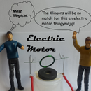 Mini Electric Motor