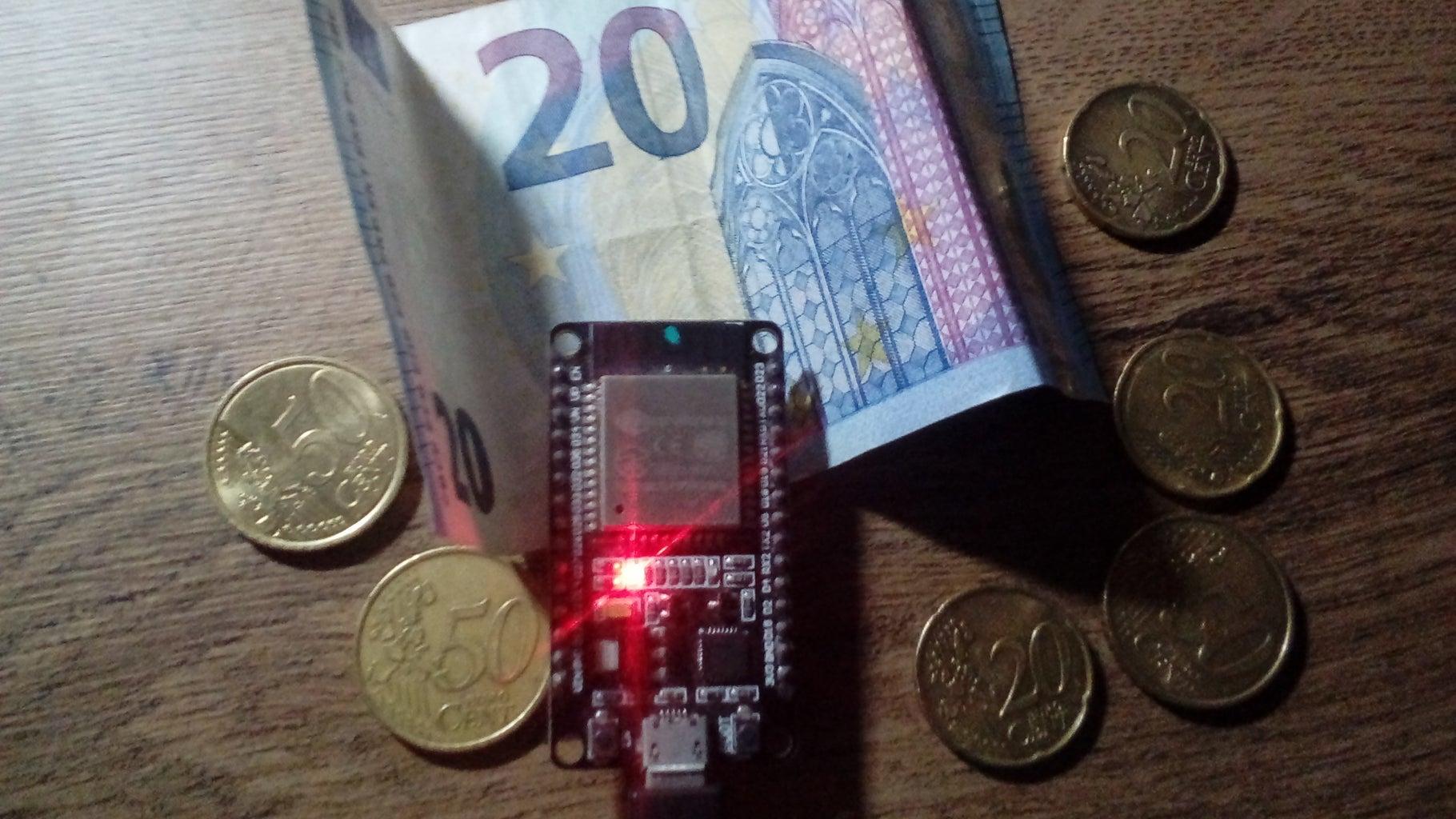 Currconv.com - (Crypto)exchange Rate - ESP32, Arduino, ESP8266