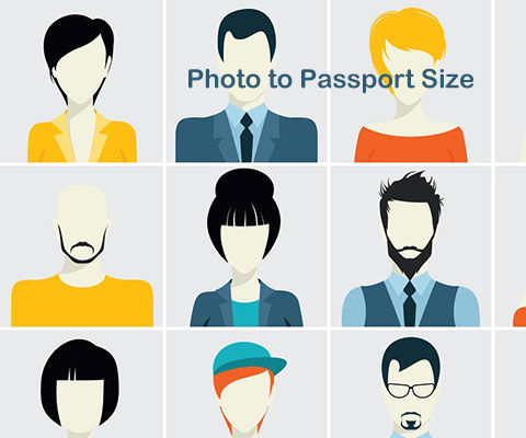 [Step by Step] How to Convert Photo to Passport Size