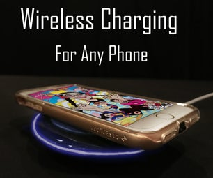 Wireless Charging for Any Phone