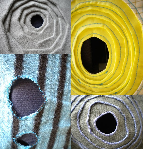Fashionable Holes