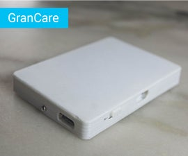 GranCare: Pocket Size Health Monitor!