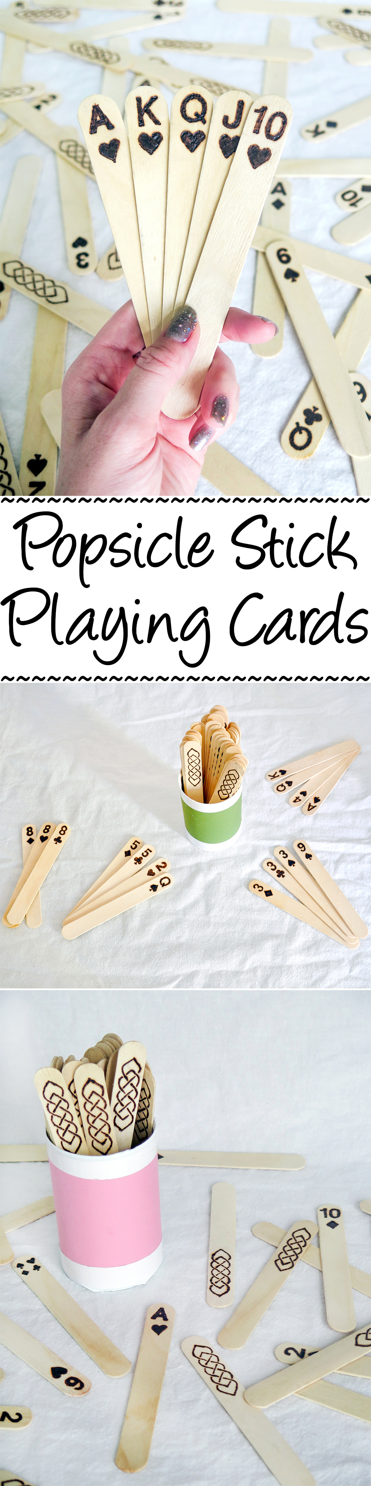 Christmas homemade gift ideas made from popsicle sticks