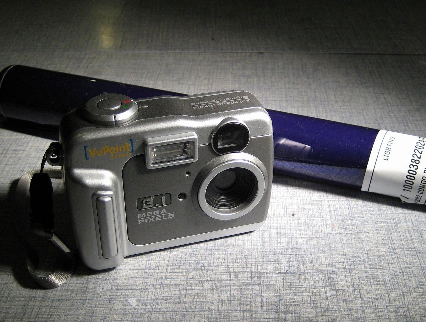 Get Yourself a Crappy Digital Camera