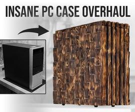 疯狂的PC盒式大修
