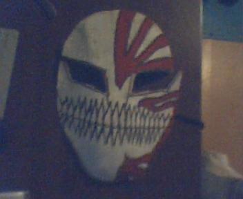 How to Make a Hollow Ichigo Mask