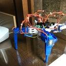 3D Printed Quadruped