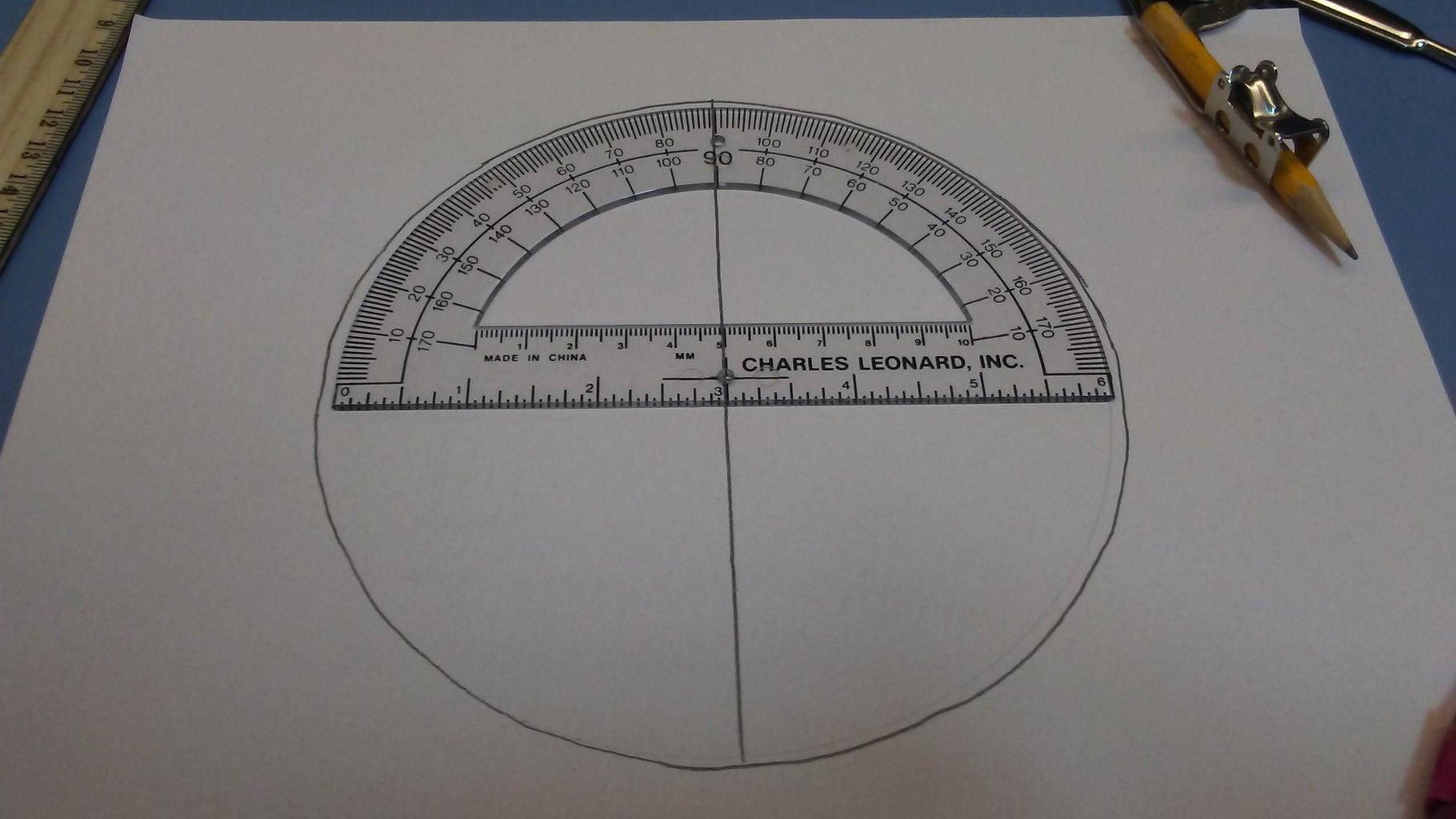 Draw the Circle(s)
