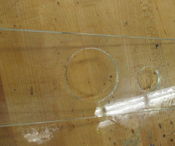 Make Your Own Hole Saw and Drill Any Sized Hole in Glass