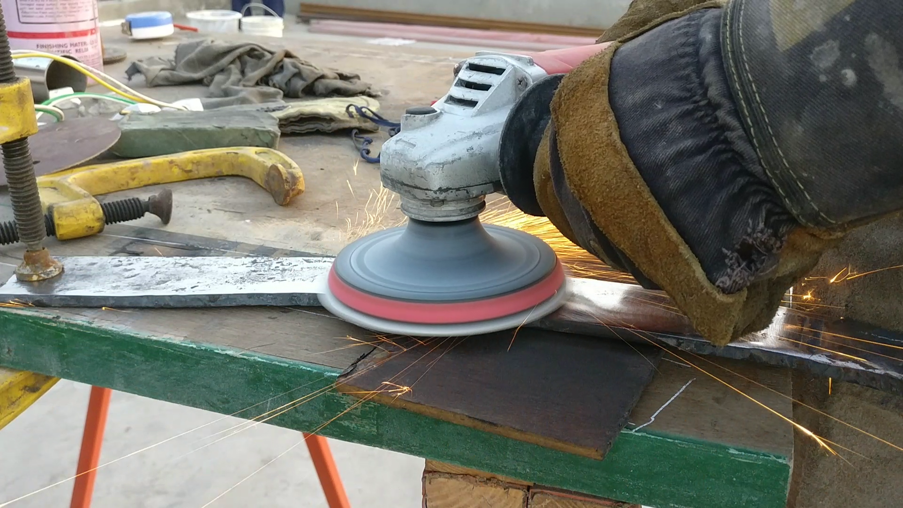 Grinding and Flattening
