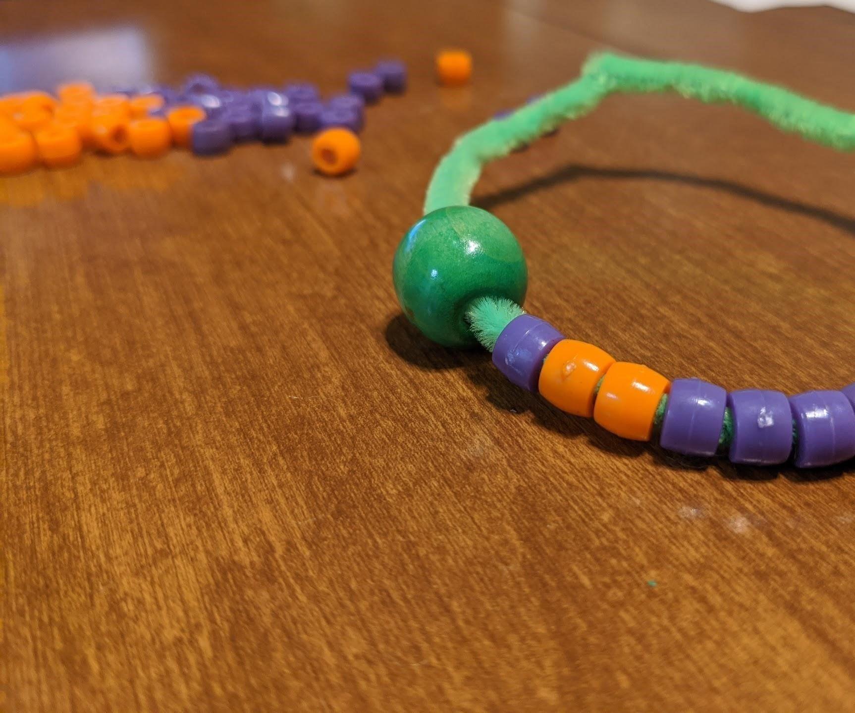 Create a Genetic Trait Bracelet