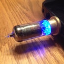 Glowing Steampunk Flash Drive