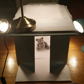 Make Your Own Object Photography Soft Light Box