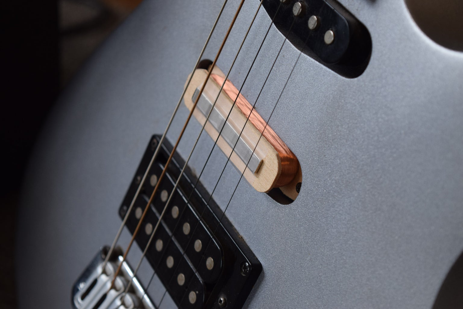 Restring the Guitar and Test!