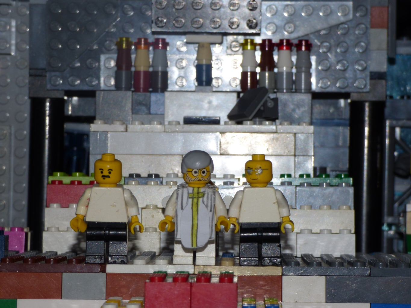 How to Make Vestments for Your Lego Minifigures