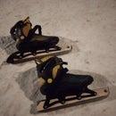 DIY Ice Skates From Inline Skates