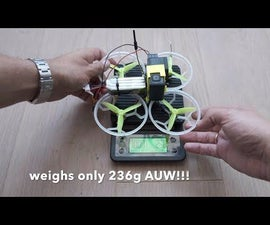 How to Power a Gopro With Lipo Balance Plug