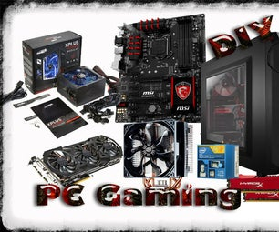 Joining My PC Gaming Step by Step | DIY | by Scaly Dragon