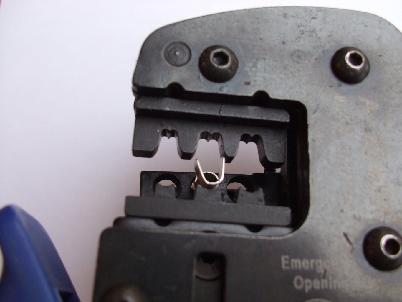 Crimp the Cable