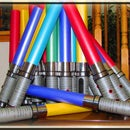 StarWars Lightsaber Party Invitations