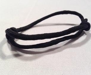 Simple Paracord Bracelet