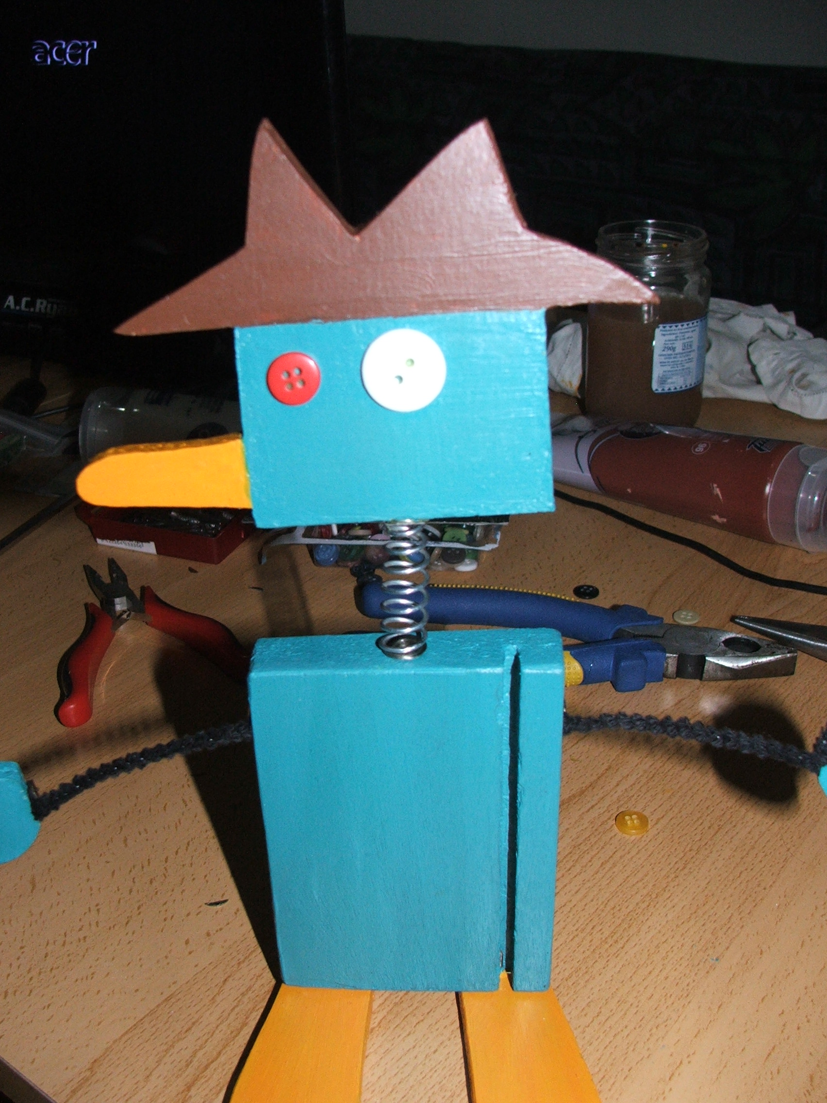 Bobblehead Perry the Platypus