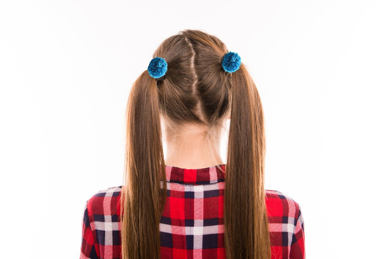 Pom Pom Hair Bands