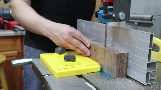 Making the Lid of the Pencil Box