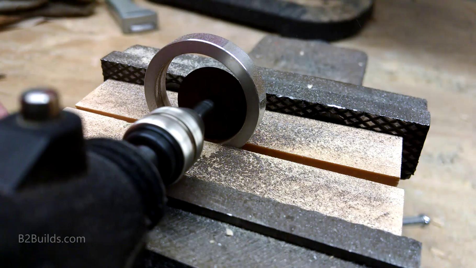 Prepping the Aluminum Rims