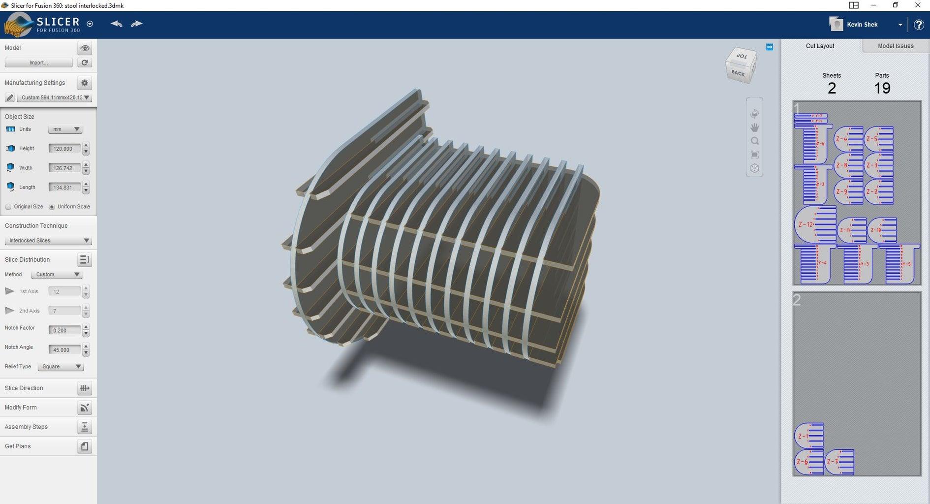 Step 1: 3D Modeling & Slicer