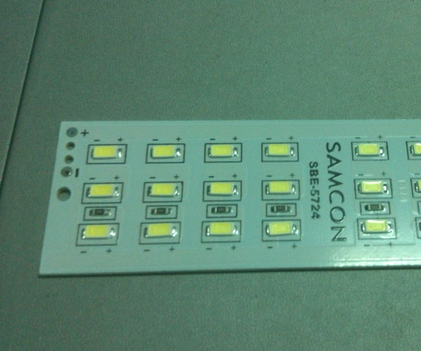 Want to Convert Existing Emergency Lamp Into Solar.
