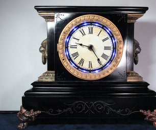 Antique Clock Upgrade