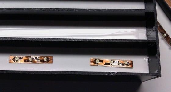 Installing the Strip Leds