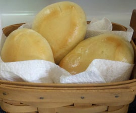 """""""Texas Roadhouse"""" Easy Sweet Yeast Roll Recipe to Mix in a Bread Machine"""