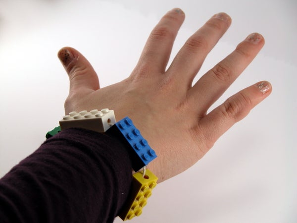 A LEGO Bracelet