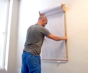 Studio Roller / Kraft Paper Dispenser