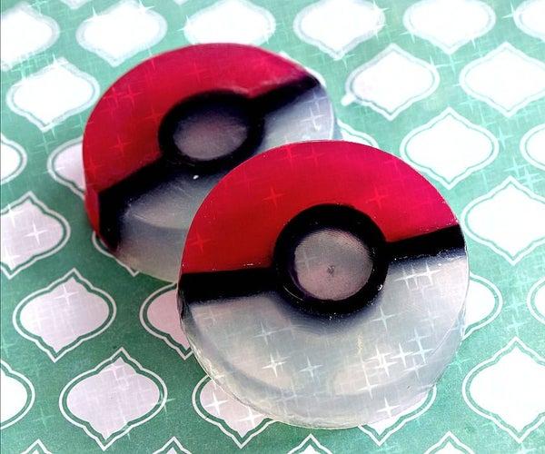 Pokémon Inspired Pokeball Soap!