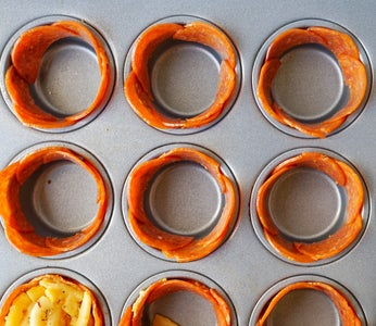 Directions - for Pizza Cups: