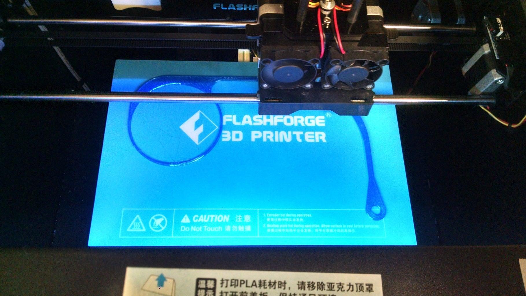Own/Borrow/Rent 3-D Printer