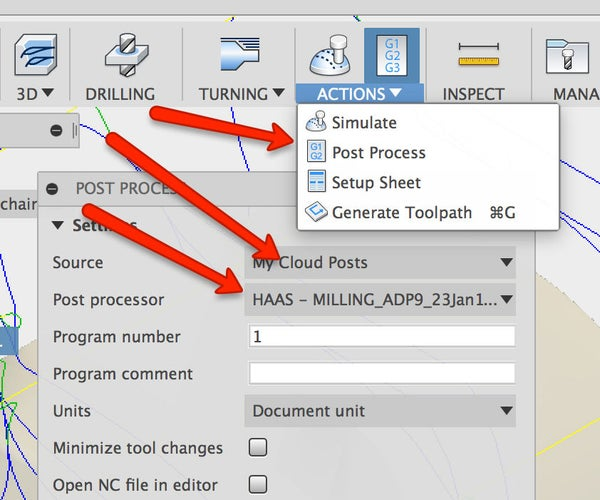Pier 9 Resource: Accessing Custom Post Processors on a Mac in Fusion 360
