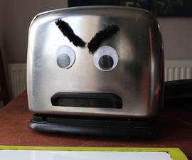 Ted the Talking Toaster