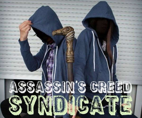 Assassin's Creed Syndicate Cane Sword Replica