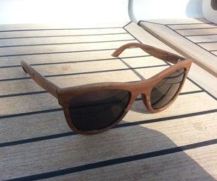 DIY Wooden Sunglasses
