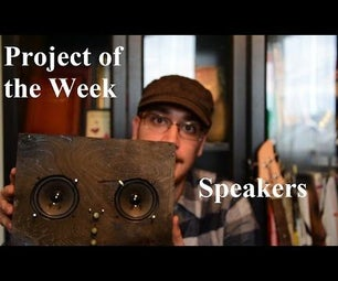 DIY Speakers How To