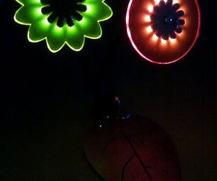 Acrylic Flowers of SMD LEDs