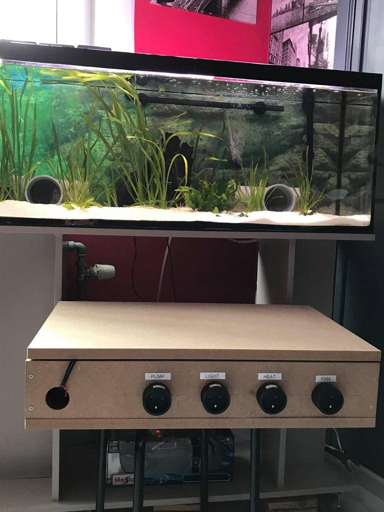 AquaTeam - Automated Aquarium