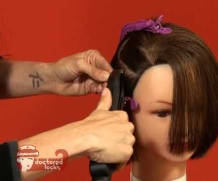 How to Install Fusion U-Tip Hair Extensions