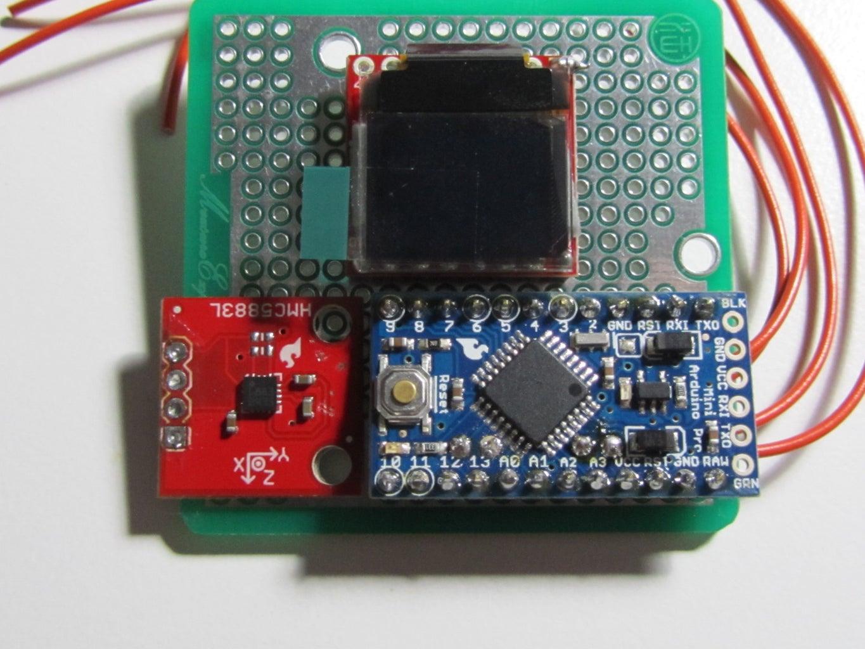 Solder the Protoboard
